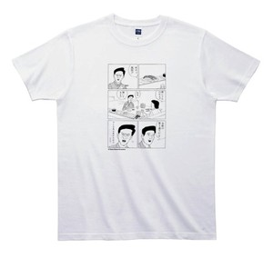 《和田ラヂヲTシャツ》TW004/ すしを見る目がちがう