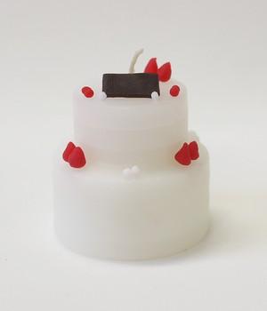 ケーキキャンドル(2段)