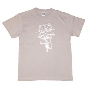 化け猫あんずちゃん ママチャリ '15【Tシャツ】