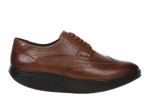 OXFORD WING TIP M OXFORD BROWN