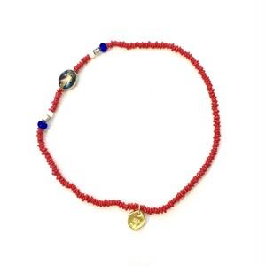 amp japan/Médaille Miraculeuse Anklet -Mix-