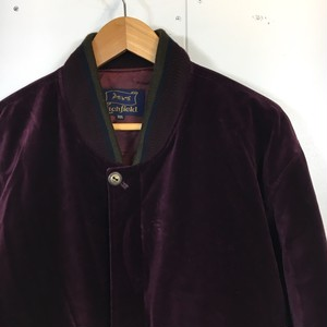 Litchfid velour jacket