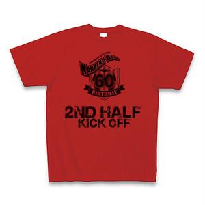 Tシャツで還暦を祝おう!還暦サッカーTシャツ