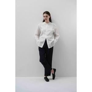 High twist linen Dress shirt / 0001SH52