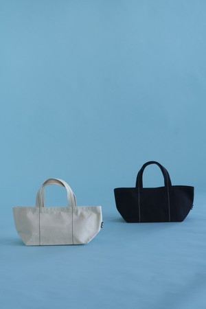 PORT CANVAS Small Stitching Tote bag