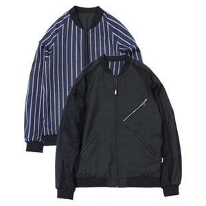 quolt / UTILITY JACKET / BLACK