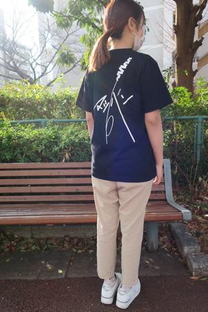マツパンTシャツ 黒