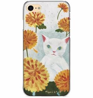 iPhoneカバー「菊香」iPhone7,8サイズ
