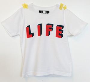 LIFE 3D TEE /KIDS