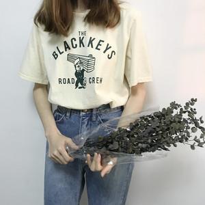 ゆるイラストロゴTシャツ