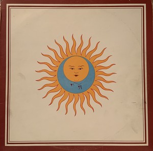 【LP】KING CRIMSON/Lark's Tongues In Aspic