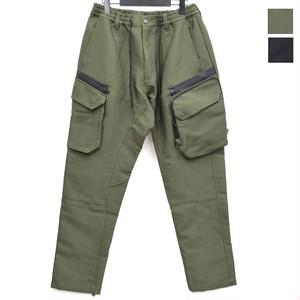 Utility Cargo Pants Black / Khaki