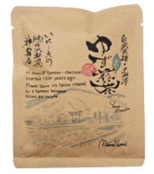 健一自然農園 有機栽培大和茶 十色の大和茶シリーズ ゆず煎茶 ティーパック 【DNKI0011】