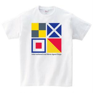 信号旗 Tシャツ