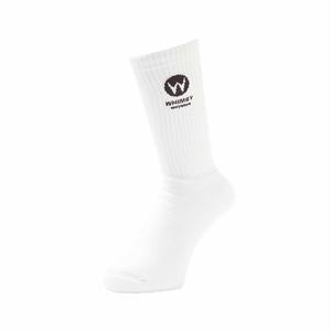 WHIMSY - EVERYWHERE SOCKS (White)