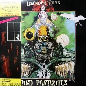 "LEBENDEN TOTEN - mind parasites(OVERTHROW盤) LP+7""FLEXI"