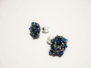 beads crochet pierce 0058