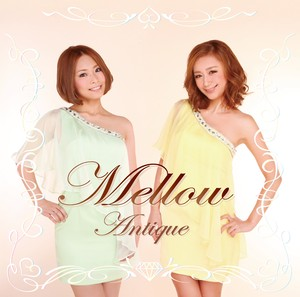 1st Cover Album 『Mellow』