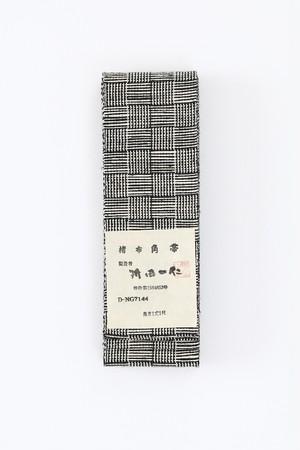 楮布角帯 / 網代市松