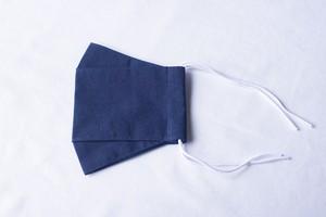 手織り無地マスク(L)