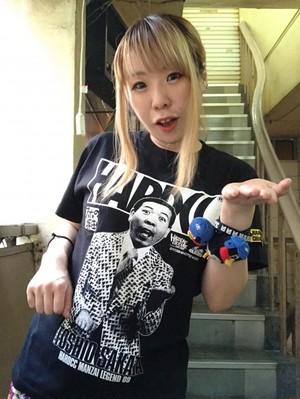 坂田利夫(アホの坂田)(宗男ブラック)  / ハードコアチョコレート