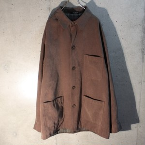 Coverall Type Poly Jacket