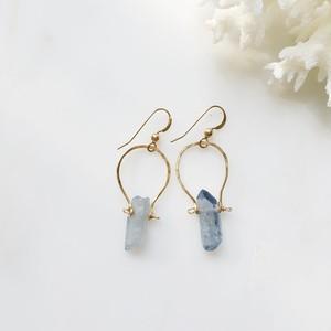Crystal Swing Earring