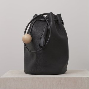 【Building Block】Bucket in Pebbled Black