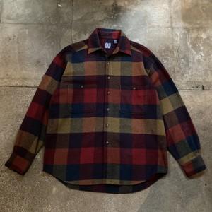 90s GAP Check Shirt