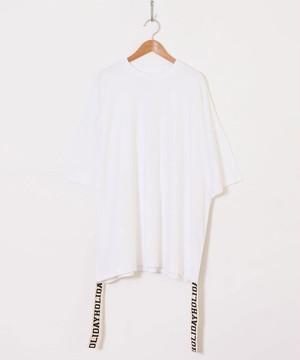 super fine dry s/s big t-shirt (tape)