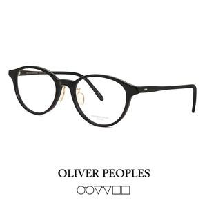 日本製 オリバーピープルズ メガネ mareen-j bk OLIVER PEOPLES MAREEN-J マレーン ボストン 丸眼鏡