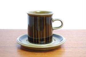KOSMOS(コスモス) コーヒーカップ&ソーサー【E】