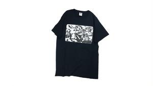 TAKAHASHI  Yohei / 高橋洋平 / Shirt Sleeve T /  Black / M