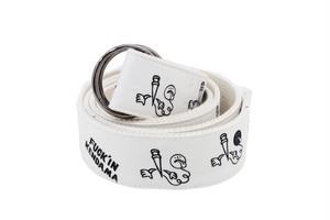 fuck'in kendama ring belt(M・L)