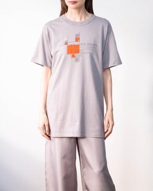 "2000s print T-shirt ""Frank Lloyd Wright"""