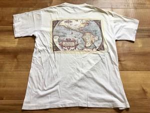 アメリカ製 BANNANA REPUBLIC バナナリパブリック バナリパ クラシックスクリーンTシャツ 90s OLD