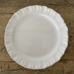 Moustiers  plate