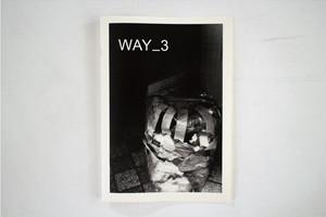 【No.0015】way 3 /佐藤鮎生