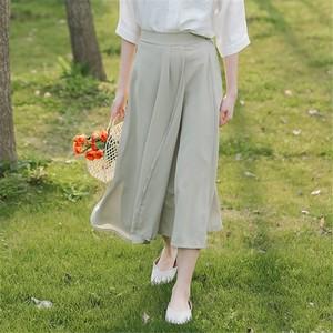 ミドルハイウエストフェアリースカート