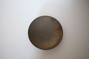 竹口要 -utsuwa kobako-|平皿 S ゴールド