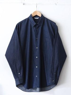 FUJITO B/S Shirt Indigo Blue
