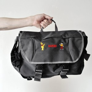 Vintage HARIBO official messenger bag
