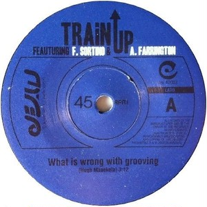 Train Up – What Is Wrong With Grooving / In The Name Of Love