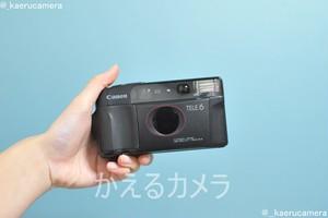 Canon Autoboy TELE6 フィルムカメラ
