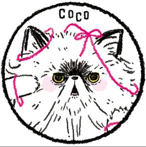 オリジナルマルチバーム【BOH】猫バージョン