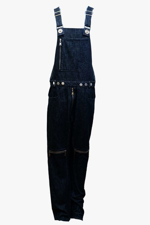 Over All Jean Pants (Black)
