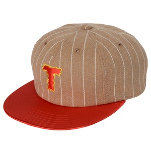 T LOGO CAP(YELLOW)[TH8A-093]