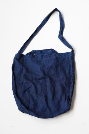 島のふく-HAREGI- 藍染バッグ【濃藍】