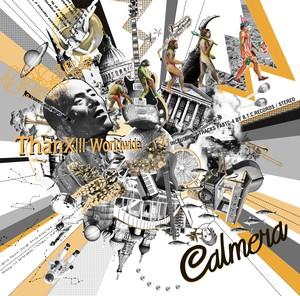 10th album 「ThanX!!! Worldwide.」