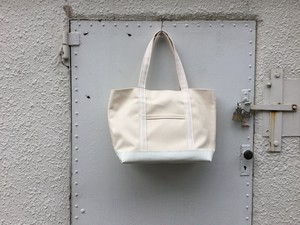 "kiruna""vibram tote bag Off/White"